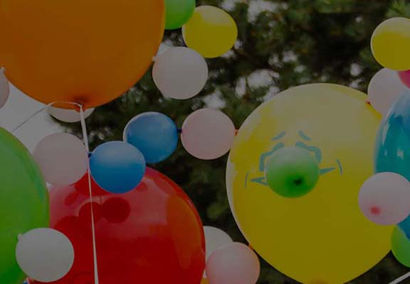 Balony, bańki mydlane w Katowicach, ceny, opinie