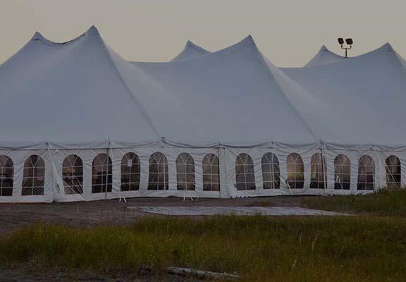 Wynajem namiotów w Kobylinie, ceny, opinie