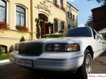 Limuzyny Ślubne, Samochód, auto do ślubu, limuzyna Pniewy