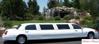 Wynajem limuzyny: LINCOLN TOWN CAR - 9 METRÓW , Samochód, auto do ślubu, limuzyna Nowe Miasto Lubawskie