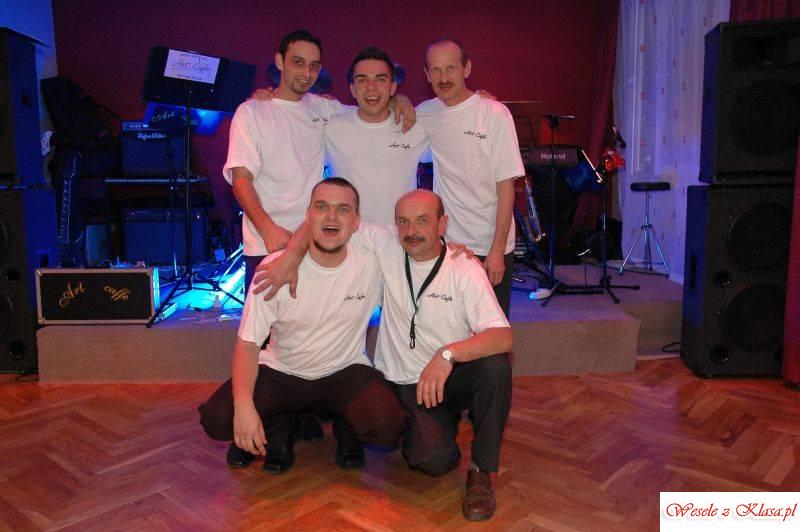 Zespół muzyczny ART CAFFE, Rzeszów - zdjęcie 1