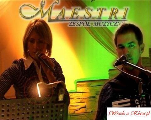 Zespół Muzyczny MAESTRI. Duet weselny z 5 instr., Bytom - zdjęcie 1