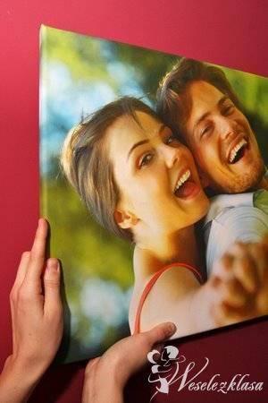 Zdjęcie na płótnie jak obraz, Prezenty ślubne Siewierz