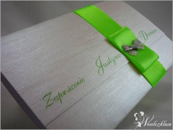 Zaproszenia Ślubne - PARKA, Knurów - zdjęcie 1