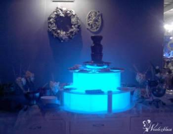 Czekoladowa fontanna,kotlina kłodzka, Czekoladowa fontanna Bystrzyca Kłodzka