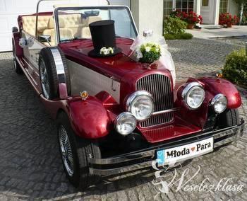 Kabrioletem do ślubu-auta retro, Samochód, auto do ślubu, limuzyna Ciechocinek