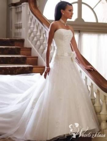 Suknie ślubne Mon Cheri, obuwie,dekoracje, kwiaty, Salon sukien ślubnych Szczecin