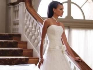 Suknie ślubne Mon Cheri, obuwie,dekoracje, kwiaty, Salon sukien ślubnych Recz