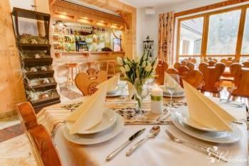Hotel i restauracja Turnie, Sale weselne Poronin
