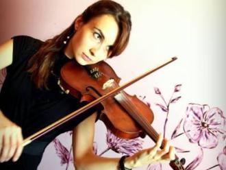 Skrzypce + wokal + organy w jednej osobie Ślub+życzenia (+gra na sali), Oprawa muzyczna ślubu Andrychów
