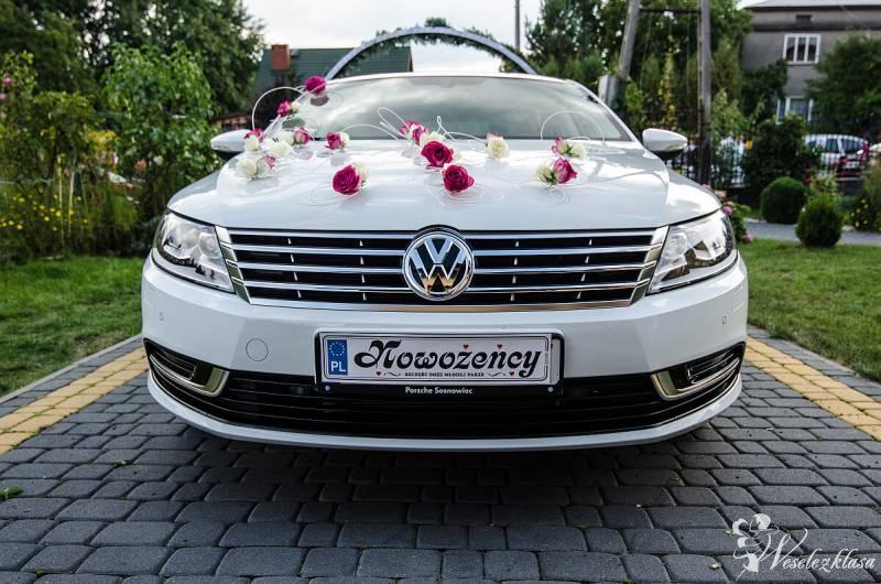 Samochód na wesele, auto do ślubu, Dąbrowa Górnicza - zdjęcie 1