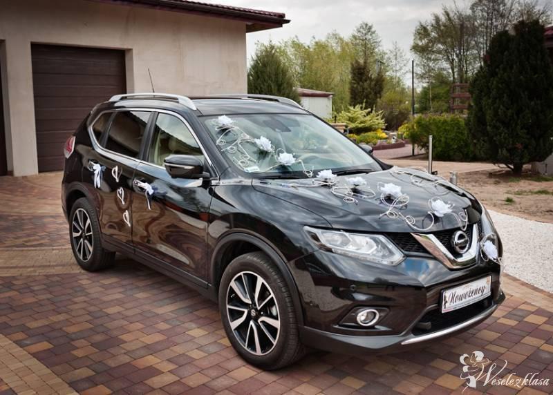 Auto do ślubu - Nissan X-Trail 2015, Płock - zdjęcie 1