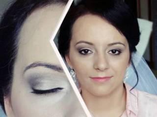 wizaż ,make-up, makijaż ślubny-Selective,  Ciechanów