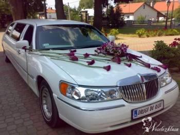 Limuzyna do ślubu Lincoln , Samochód, auto do ślubu, limuzyna Biskupiec