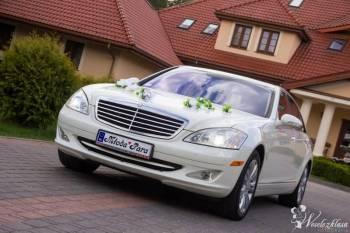 Piękny biały Mercedes 550 LONG LIMUZYNA VIP!!!, Samochód, auto do ślubu, limuzyna Mońki