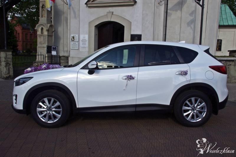Auto do ślubu Mazda CX-5, Ruda Śląska - zdjęcie 1
