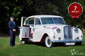 AUSTIN PRINCESS 7 osobowy Auto do ślubu *Warszawa*, samochód na wesele, Samochód, auto do ślubu, limuzyna Wyszogród