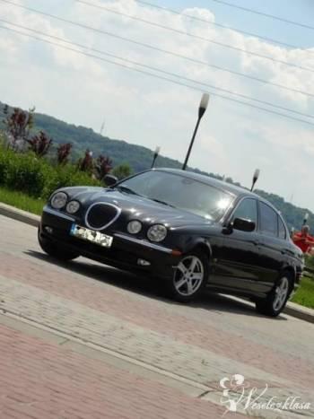 Limuzyna Jaguar S-Type, Samochód, auto do ślubu, limuzyna Przecław