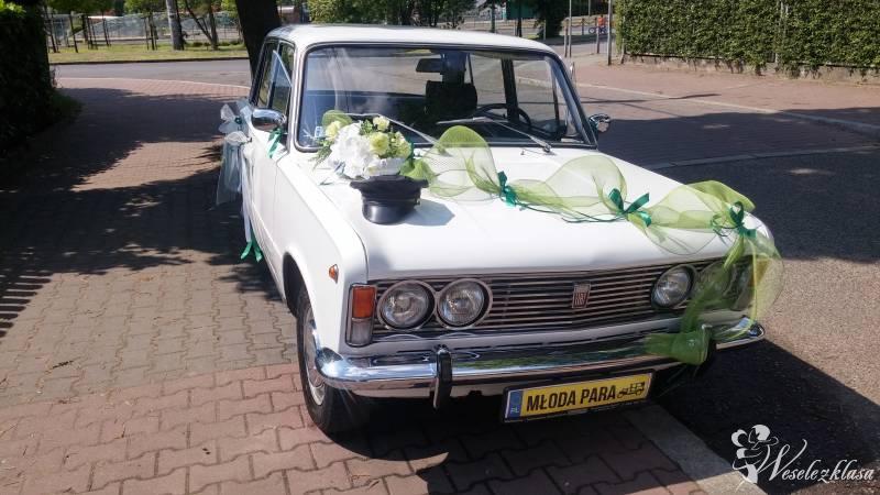 Wynajem auta Fiat 125 i Mercedes s klasa, Sosnowiec - zdjęcie 1