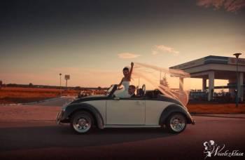 Wyjątkowy retro Volkswagen Garbus Cabrio 1959r, Samochód, auto do ślubu, limuzyna Kluczbork