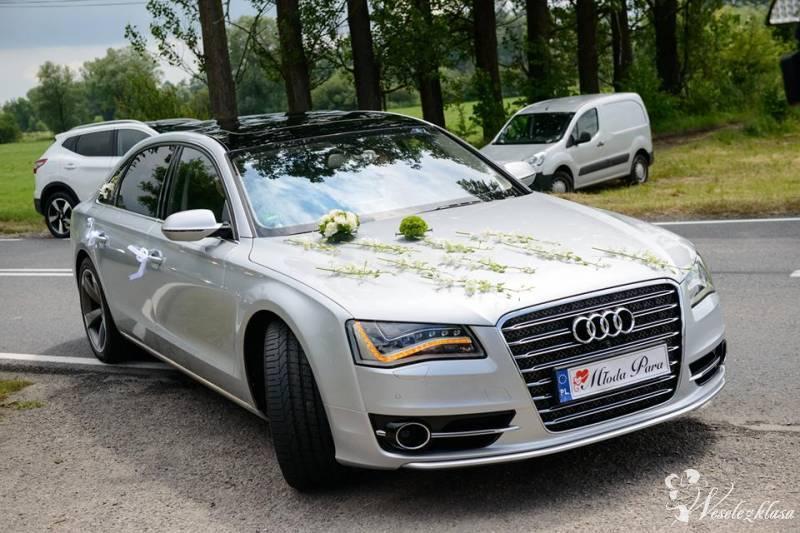 Audi A8 LONG S8 4.2 V8 450KM FULL OPCJA, Katowice - zdjęcie 1