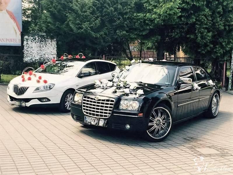 Chrysler 300c i Lancia Delta, Kraków - zdjęcie 1