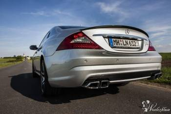 Mercedes CLS 6.3 V8 AMG Performance 520KM LIMITED EDITION, Samochód, auto do ślubu, limuzyna Katowice