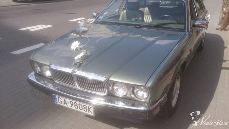 Elegancki Jaguar XJ40 auto do ślubu od 350 zł, Gdańsk - zdjęcie 1