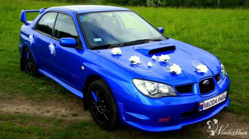 Subaru do ślubu, Maków Podhalański - zdjęcie 1