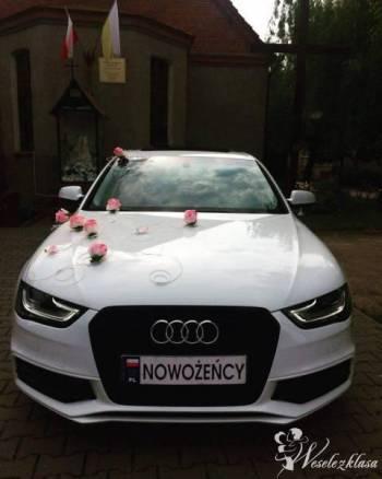 Auto do Ślubu,  AUDI A4/S4, Samochód, auto do ślubu, limuzyna Darłowo