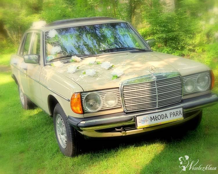 Klasyczne Auto do ślubu, Podkowa Leśna - zdjęcie 1