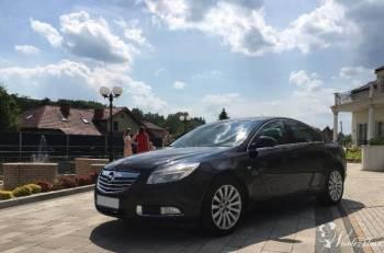 Opel Insignia limuzyna do ślubu wesele, Samochód, auto do ślubu, limuzyna Przecław