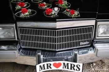 Cadillac Brougham - American Dream Retro Limo, Samochód, auto do ślubu, limuzyna Skaryszew