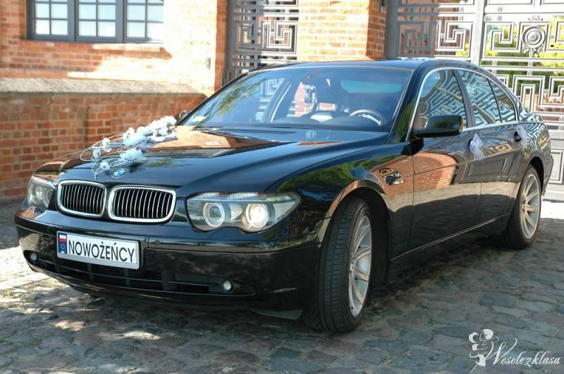 Limuzyna - BMW 7, Szczecin - zdjęcie 1