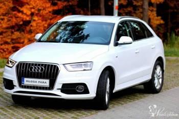 Audi Q3 - Weselna Limuzyna , Samochód, auto do ślubu, limuzyna Włoszczowa