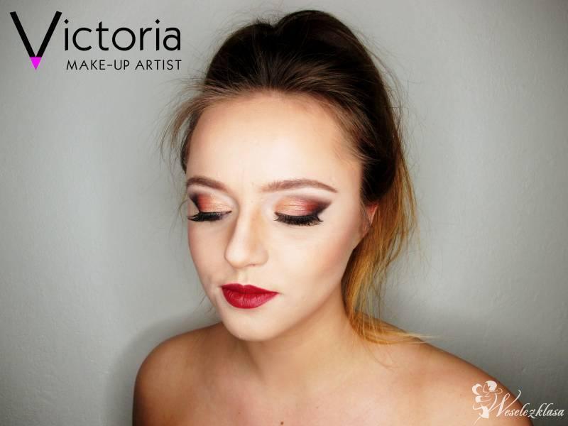 Makijaże okolicznościowe- Victoria make-up, Kielce - zdjęcie 1