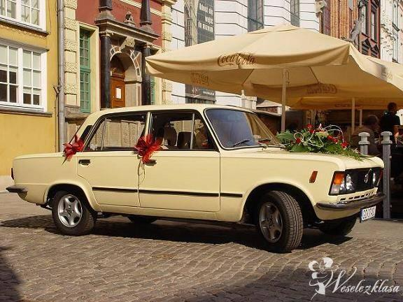 Zabytkowy Fiat 125p do Ślubu, Gdańsk - zdjęcie 1