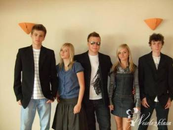 Sześcio osobowy zespół muzyczny YOUNG BAND-na Żywo, Zespoły weselne Kraków