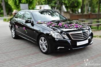 Samochód do Ślubu     Mercedes  Klasa E, Samochód, auto do ślubu, limuzyna Łabiszyn