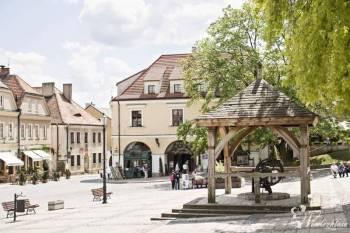 Hotel Restauracja pod Ciżemką, Sale weselne Osiek