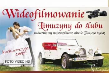 Fotogaf Kamerzysta samochod do slubu DRON, Kamerzysta na wesele Zawichost