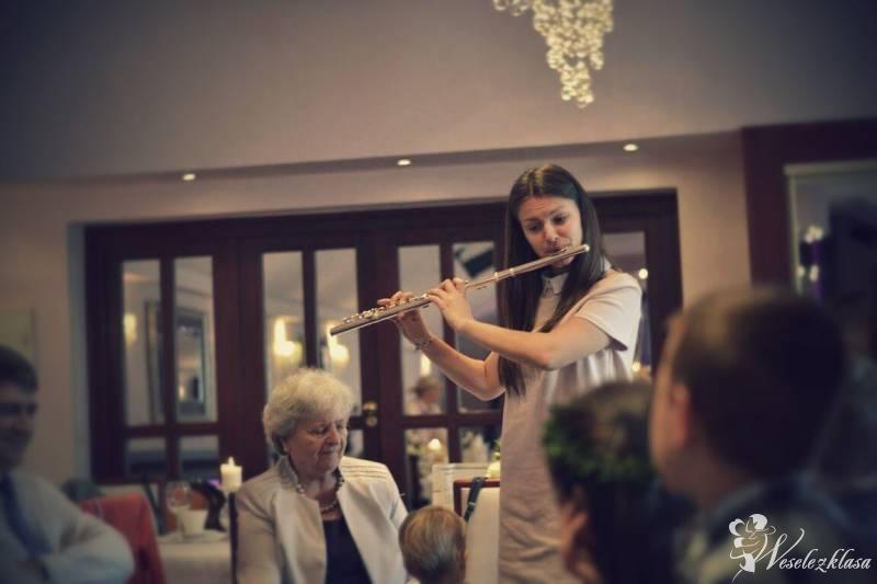 Oprawa muzyczna ślubu , Flecistka, Orzesze - zdjęcie 1