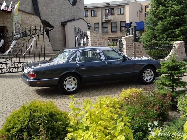 Jaguarem do Ślubu - XJ8 V8, Częstochowa - zdjęcie 1