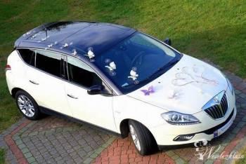 Nietypowa, piękna Lancia Delta do ślubu, Samochód, auto do ślubu, limuzyna Wyrzysk