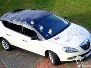 Nietypowa, piękna Lancia Delta do ślubu,  Konin
