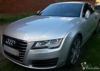 Audi A7 Auta do ślubu i na imprezy okolicznościowe, Samochód, auto do ślubu, limuzyna Nowy Staw