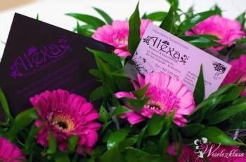 DEKORACJE  ŚLUBNE W POMORSKIM Alexa Flowers & Decorations, Kwiaciarnia, bukiety ślubne Gdańsk