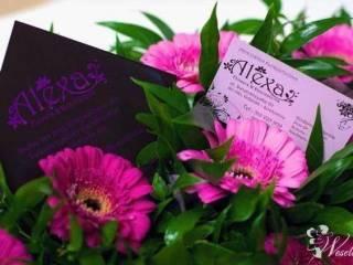 DEKORACJE  ŚLUBNE W POMORSKIM Alexa Flowers & Decorations, Kwiaciarnia, bukiety ślubne Czersk