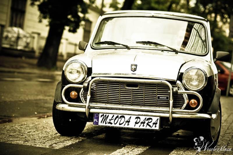 Samochód MINI MORIS do wynajęcia, Wolbrom - zdjęcie 1