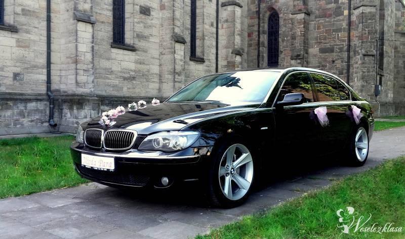 Luksusowe BMW 750i Long 5 osobowy, Łódź - zdjęcie 1